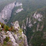 Lazarev kanjon - S Belij
