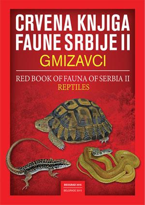Crvena knjiga faune Srbije Gmizavci