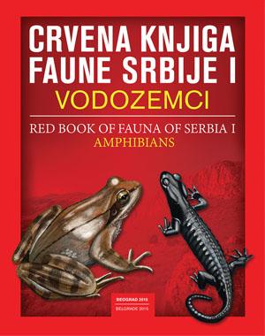 Crvena knjiga faune Srbije Vodozemci