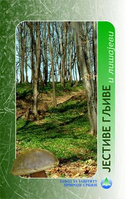 Jestive gljive i lisajevi