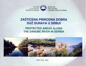 Zasticena prirodna dobra duz Dunava